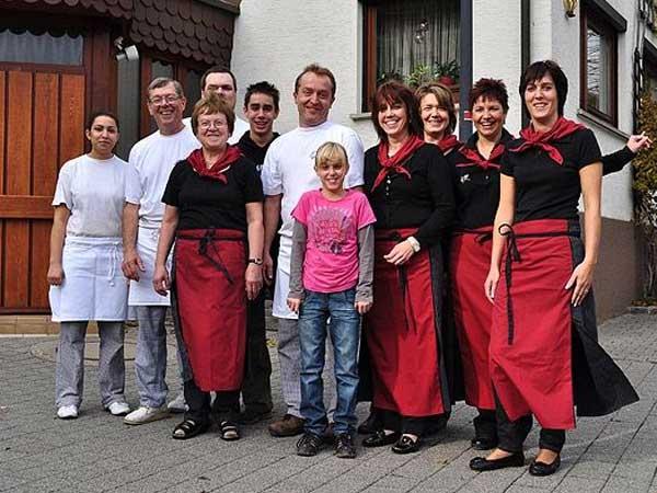 Bäckerei Grimmeisen - Unser Team