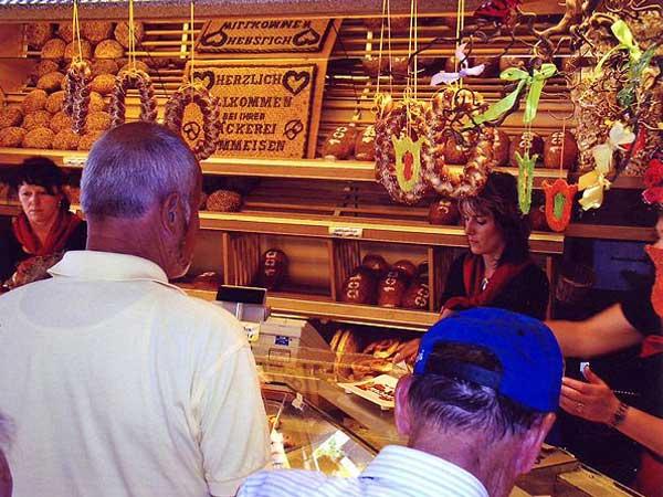 Bäckerei Grimmeisen - Verkaufsraum
